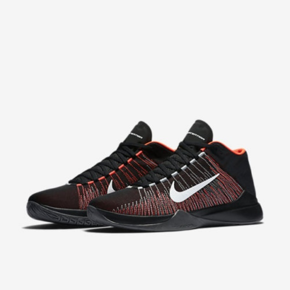 online store fe74c 12cfa Nike Zoom Ascention Men s Basketball Shoes